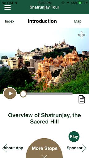 Palitana Shatrunjay Tour Guide screenshot 1
