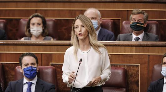 Casado destituye a Álvarez de Toledo y Almeida será el nuevo portavoz nacional