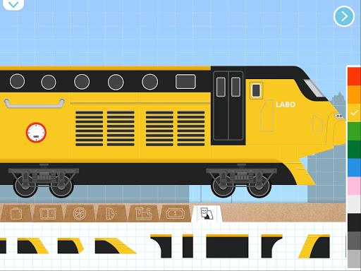 Brick Train Build Game For Kids & Preschoolers 1.5.140 screenshots 11