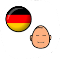 German Body Parts Words Game icon