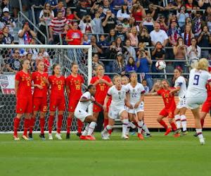 Red Flames vieren Belgische nationale feestdag