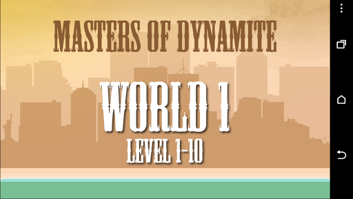Masters of Dynamite