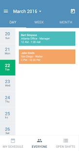 Ximble Employee Scheduling- screenshot thumbnail