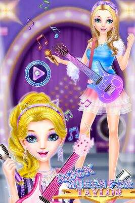 Rock Queen For Taylor Star - screenshot