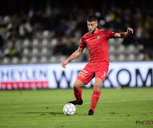 Shean Garlito quitte le RWDM