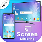 Screen Mirroring For All Universal TV icon