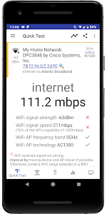 analiti - WiFi Tester & Analyzer 7.0.14309 (Premium)