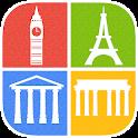 Kwizzr - Easy Capital Cities icon