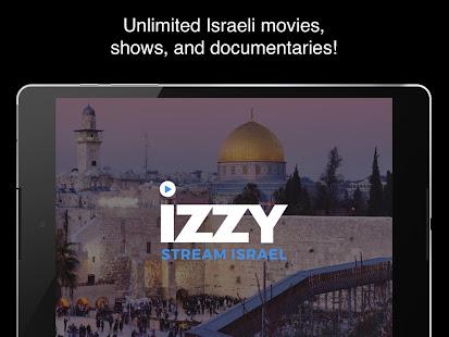 Download IZZY - Stream Israel For PC Windows and Mac apk screenshot 6