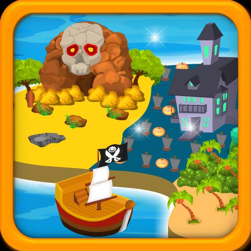 逃脱游戏海盗岛9 休閒 App LOGO-硬是要APP