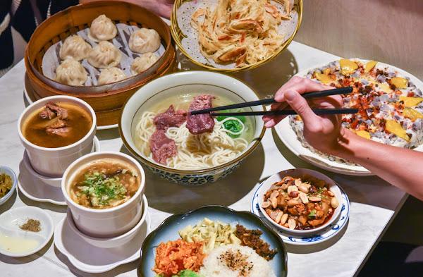 八珍饌:西區美食-公益路北方麵食館,必點肉量十足的牛肉麵!