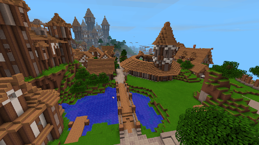3D Lucky Craft : Crafting House Building Games 5.3.7 Screenshots 4