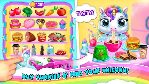 My Baby Unicorn 2 - New Virtual Pony Pet apkdebit screenshots 4