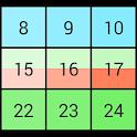 Deadlines Calendar Free icon