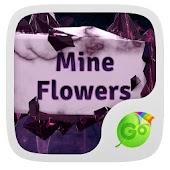 Mine Flowers Go Keyboard