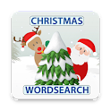 Christmas Word Search - Free Christmas Puzzle Game icon