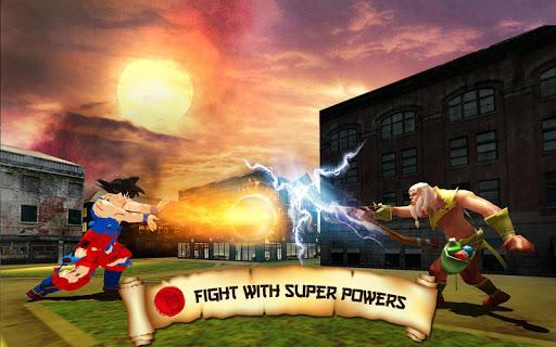 Super Goku Hero Xenoverse Saiyan Battle  screenshots EasyGameCheats.pro 1