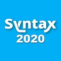 SYNTAX Score 2020 icon