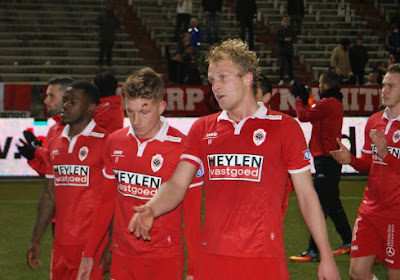 Royal Antwerp FC kwam niet ongeschonden uit de strijd met Tubeke