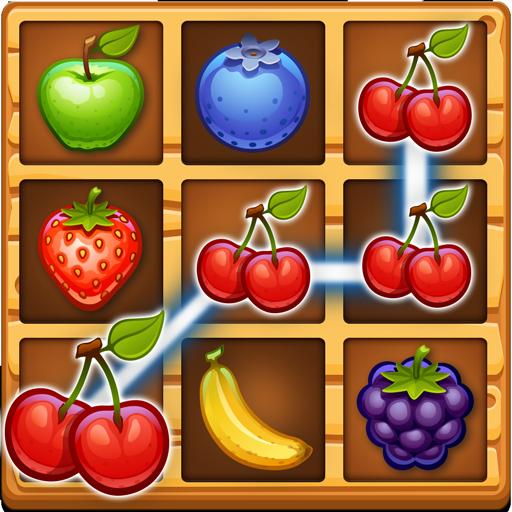 解谜のフルーツブレイズ LOGO-記事Game