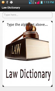Law Dictionary 1
