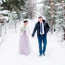 Wedding photographer Dina Romanovskaya (Dina). Photo of 21.03.2018