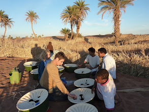 Photo: The locals understood the working of the waterboxx very quickly!