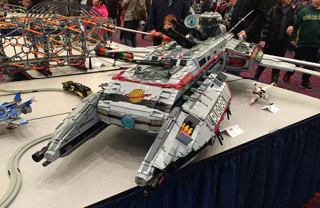 LegoSpaceship