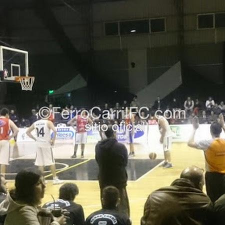 Ferro Carril recibe a Nacional en un partido importante (3a Fecha 1a Rueda)