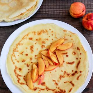 Paleo Crepes Recipe {Paleo, Gluten-Free, Clean Eating, Dairy-Free} Recipe