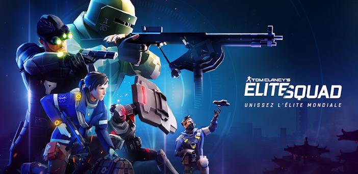 Tom Clancy's Elite Squad - RPG militaire