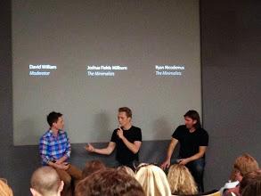 Photo: Chicago Apple Store Presentation