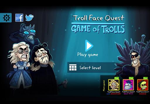 Troll Face Quest: Game of Trolls screenshot 5