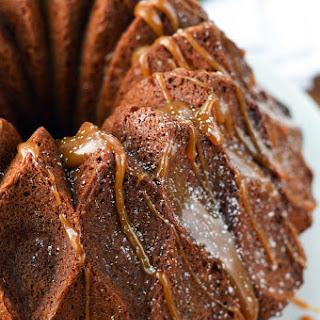 Coconut Bundt Cake.