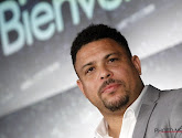 De legendarische Braziliaanse voetballer Ronaldo wordt voorzitter