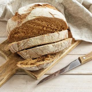 Vegan, Wheat-Free Spelt Bread.