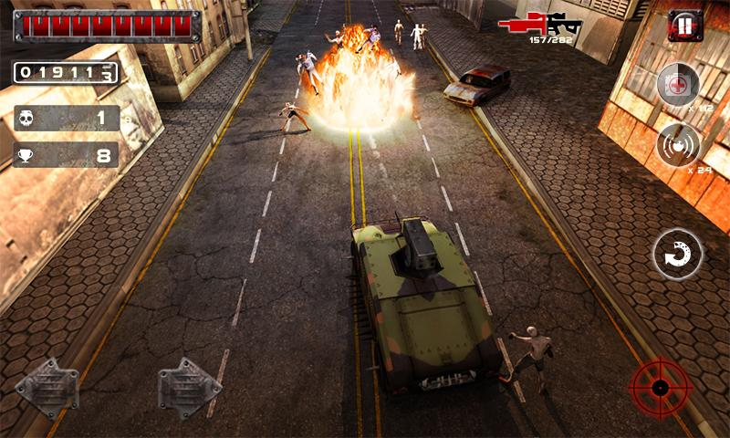Zombie Squad- screenshot