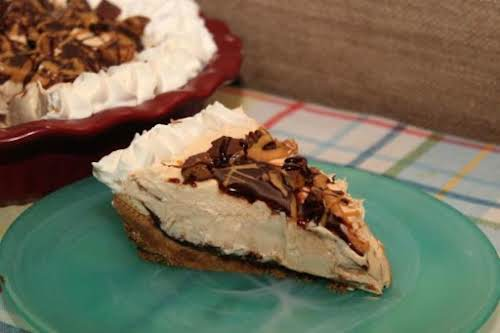 "Nutter Butter Peanut Butter Pie ""This cool creamy peanut butter pie is to..."