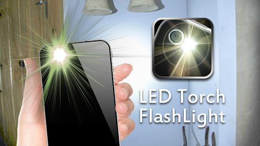 LED Torch Flashlight