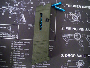 Photo: AA .22LR Slide with inert rounds