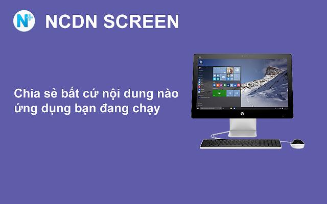 NCDN Screen