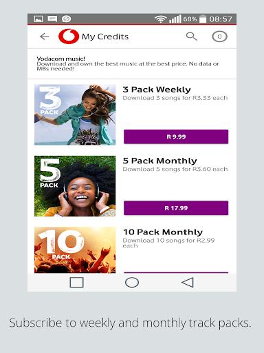 Vodacom music! Apk Download 14