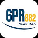 Radio 6PR icon
