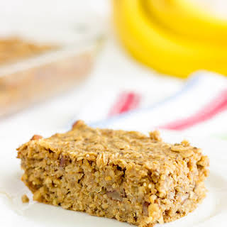 Banana Nut Quinoa Bars.