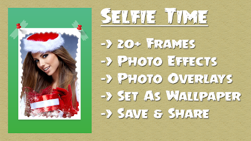 Selfie Time - Photo Editor