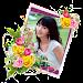 EDIT Flowers Photo Frames icon