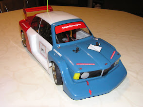 Photo: BMW E21 RC 1:10 Kolb Moritz Kolb Motorsport Skoda - Cup / TTSC