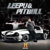 Leepu and Pit Bull