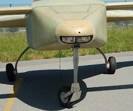 Photo: N753CZ Cozy MK-IV Landing & Taxi Light Detail