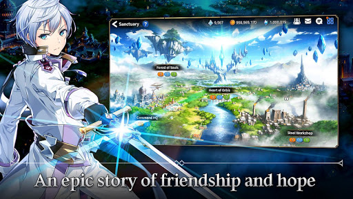 Screenshot for Epic Seven in United States Play Store